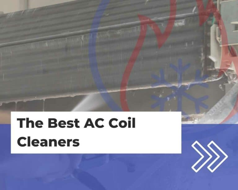 Dirty AC Coil that needs cleaning