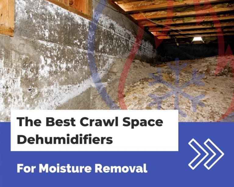 Best Crawl Space Dehumidifiers